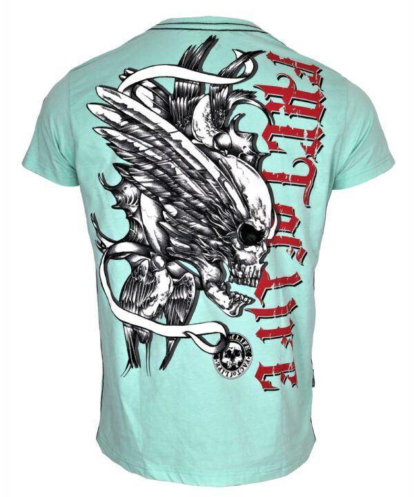 "Fact of Life T-Shirt ""Flying Skull"" TS-36 mint"