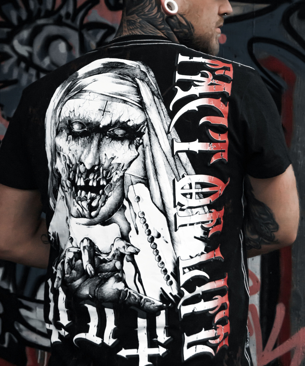 Fact of Life T-Shirt TS-41 black