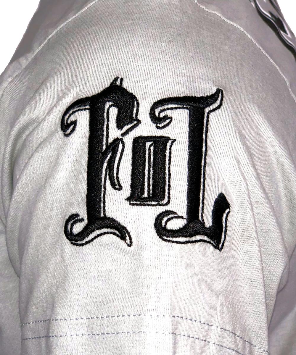 "Fact of Life T-Shirt ""Take Over"" TS-38 light grey"