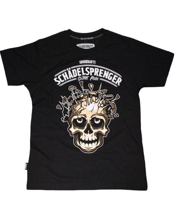 schädelsprenger sourkrauts T-Shirt
