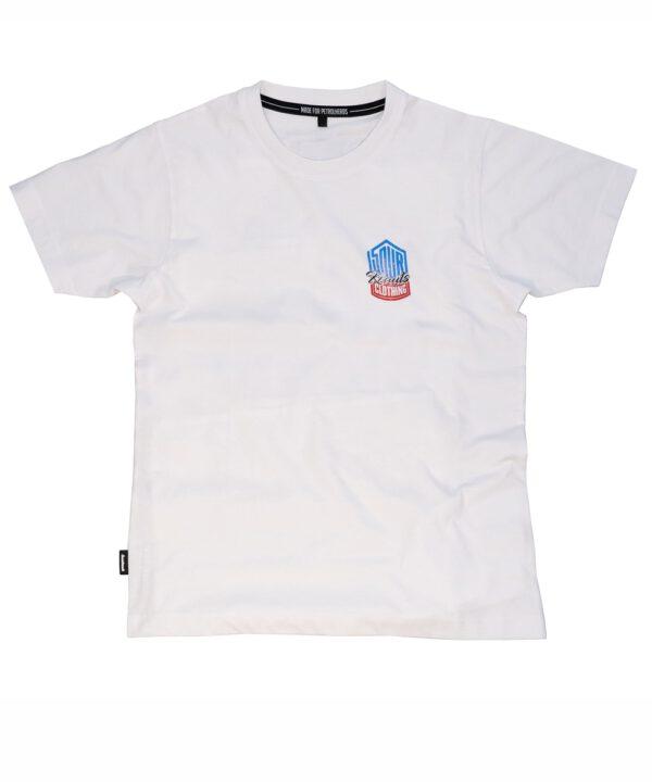 Sourkraut Herren T-Shirt Uwe weiß