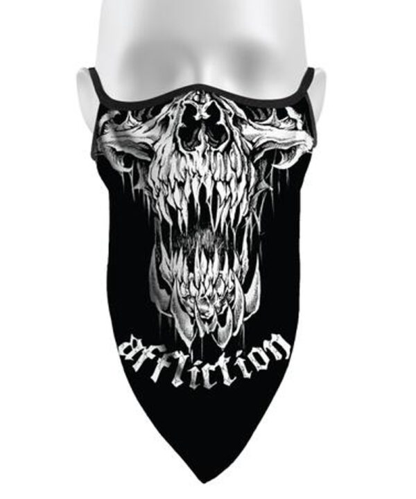 Affliction Face Mask A-23626 Demon