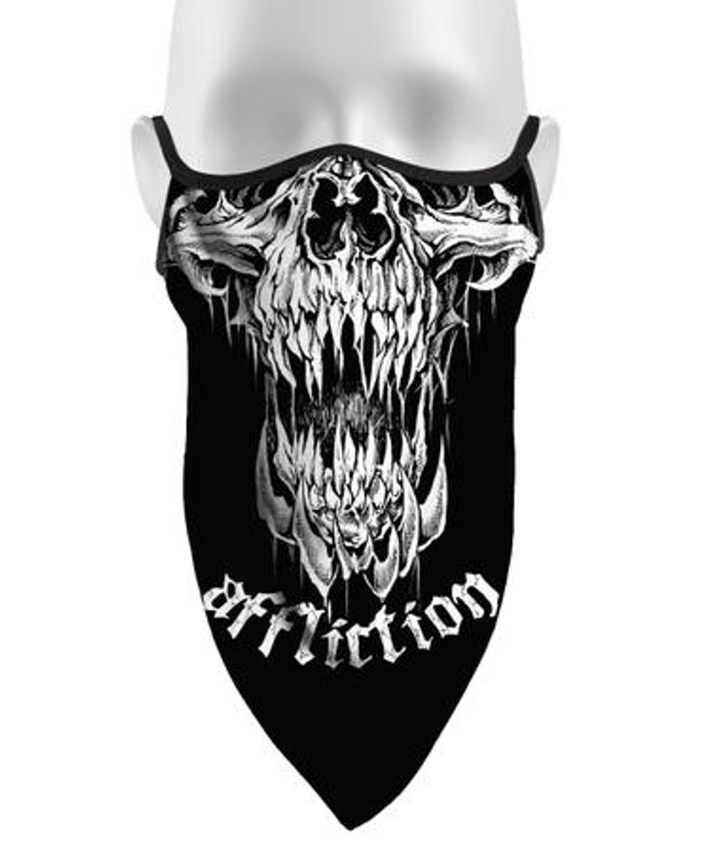 Affliction Face Mask A-23626 Demon
