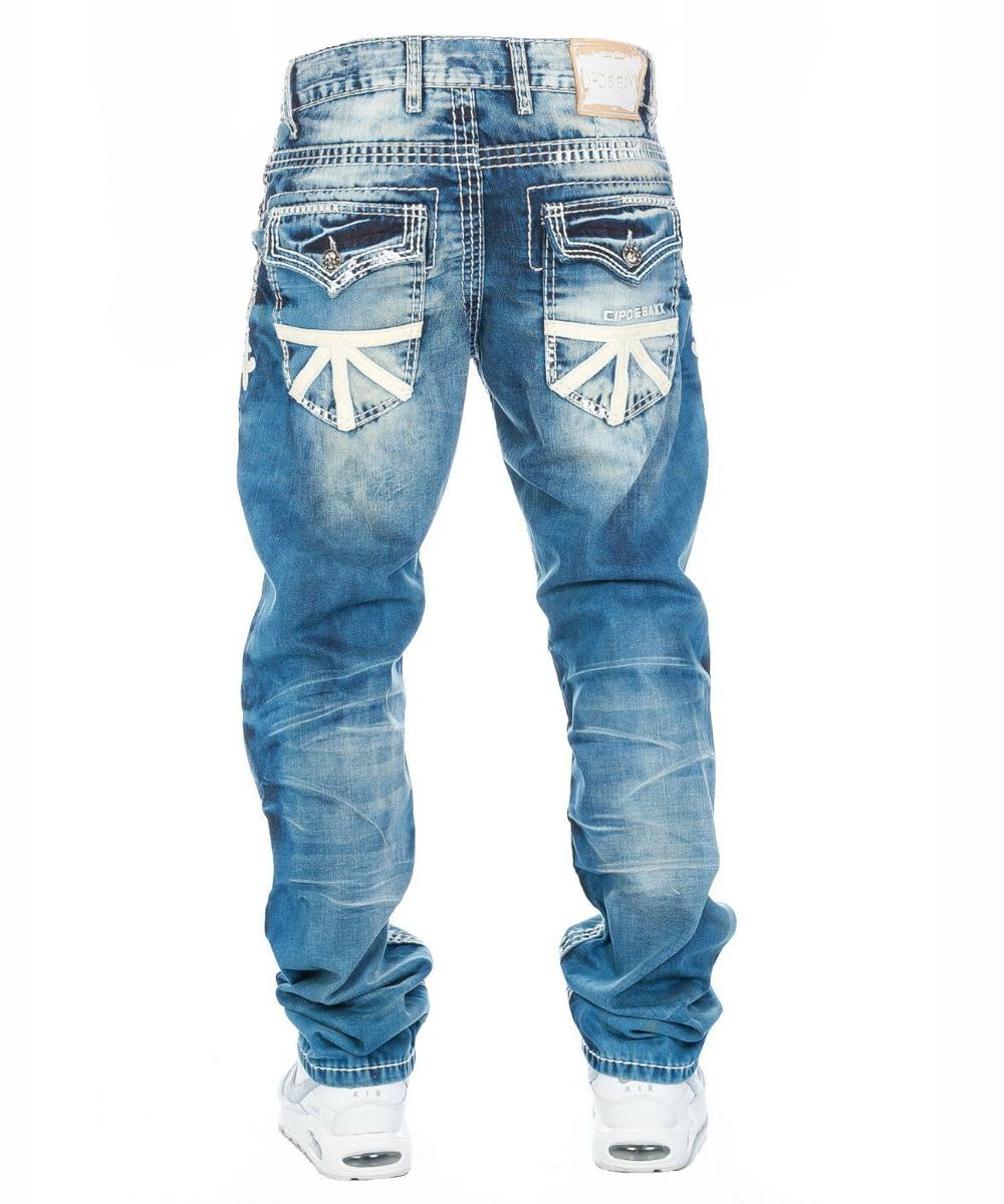 Cipo & Baxx Herren Jeans CD-149