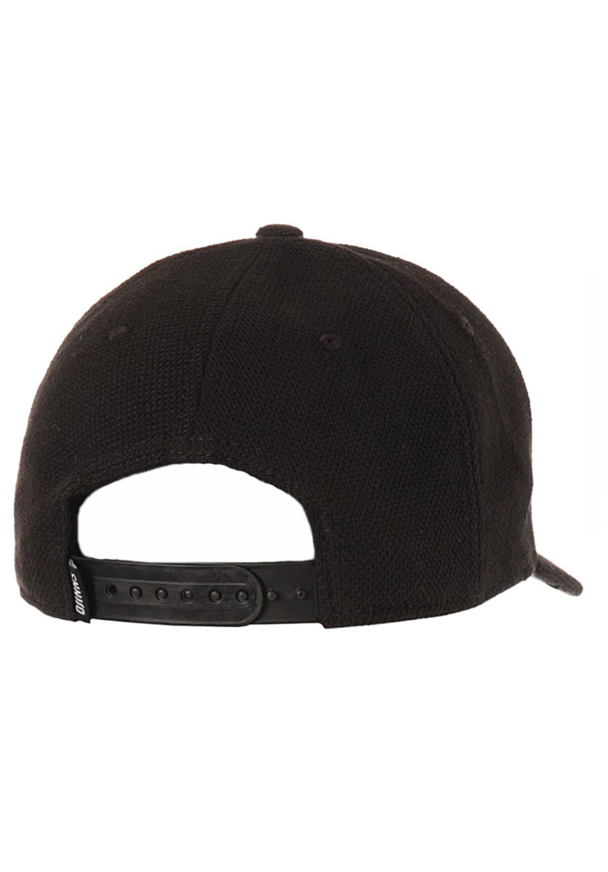 Djinns Snapback 6P TrueFit Nothing Club Piquè black