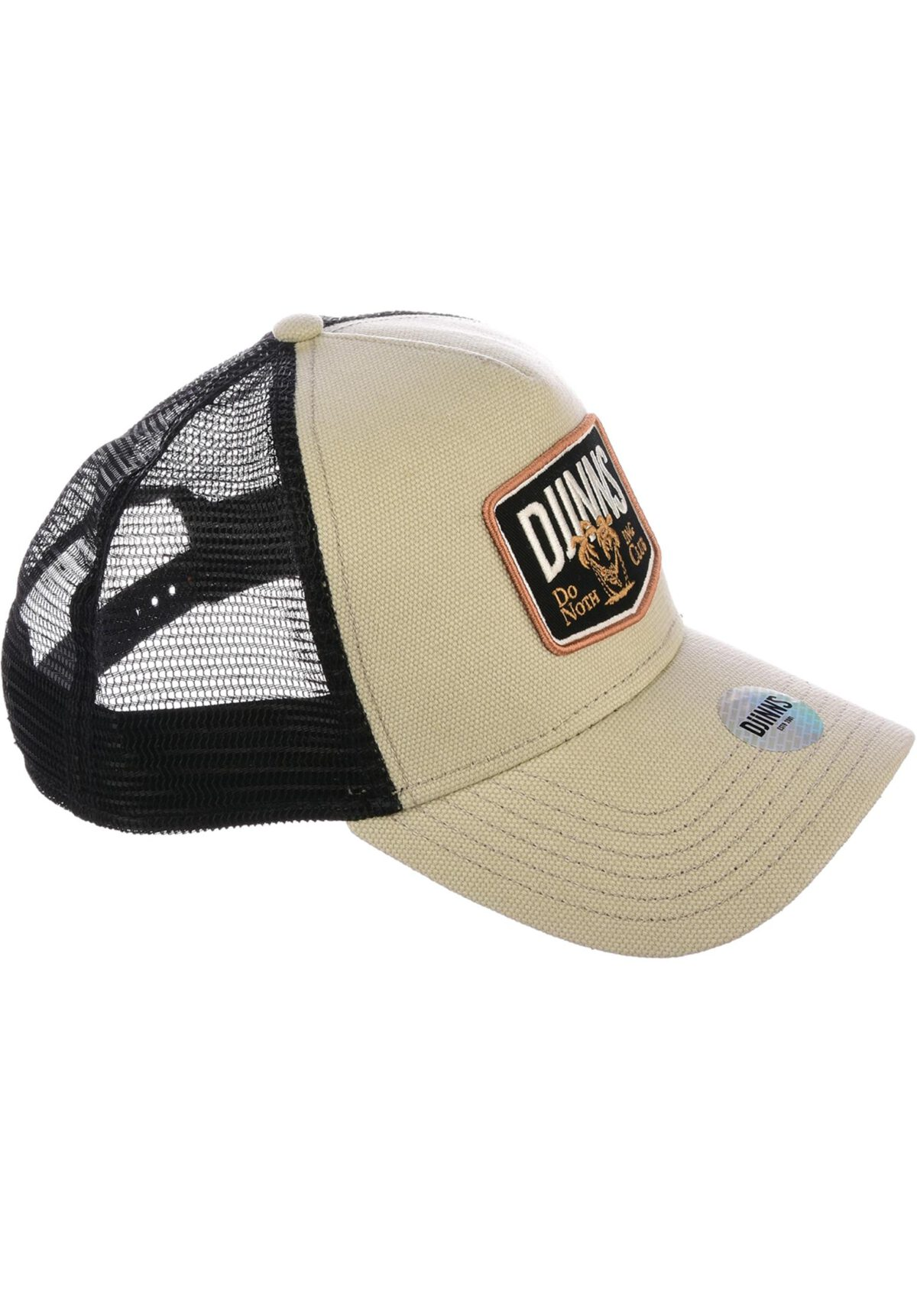 Djinns Trucker Cap HFT Nothing Club beige