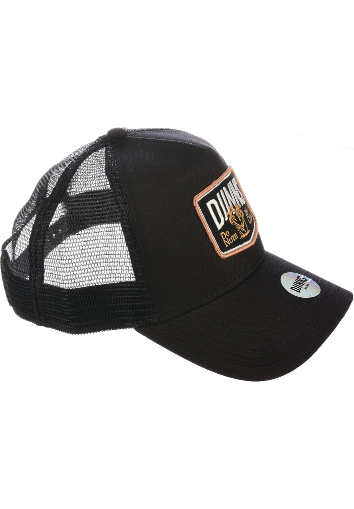 Djinns Trucker Cap HFT Nothing Club black