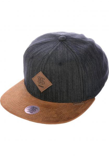 Djinns Snapback 6P SB Linen 2015 black