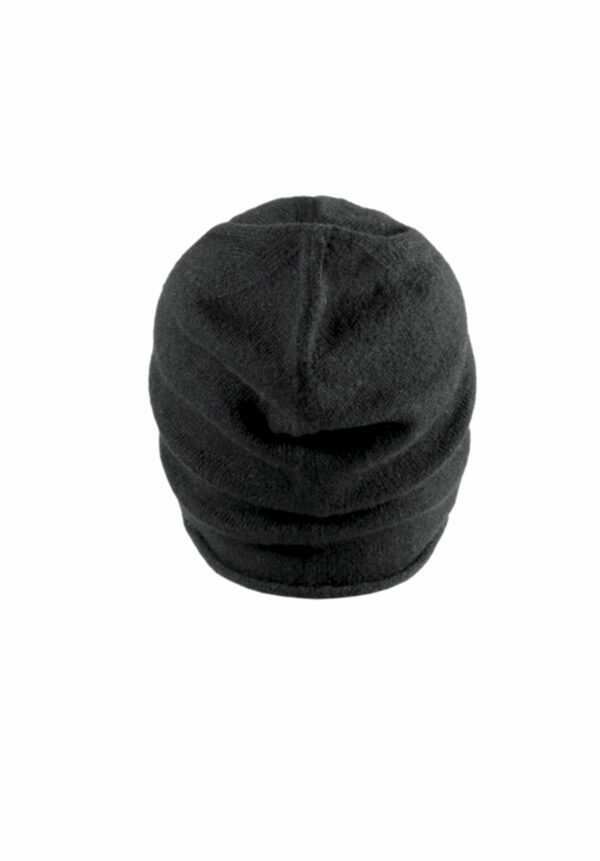 MSTRDS Cashmere Slouch Beanie black