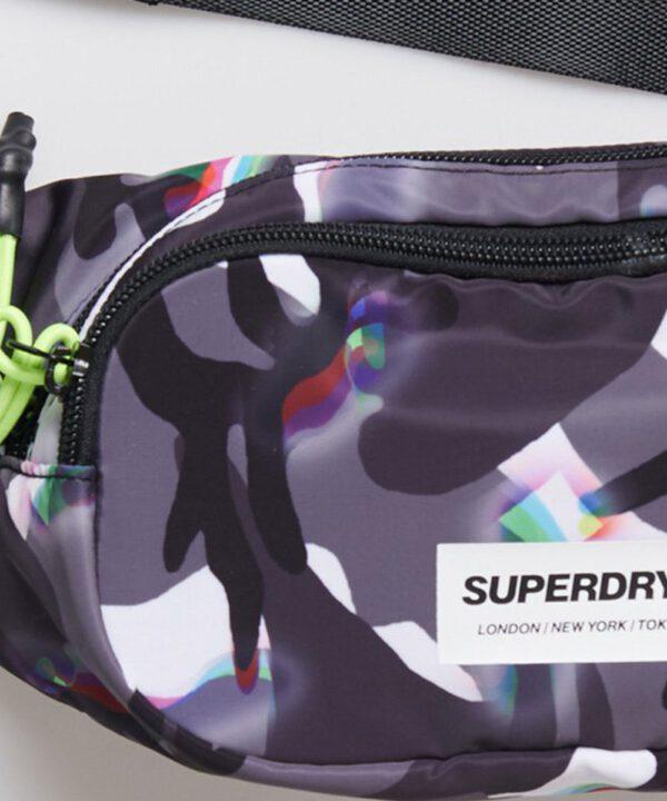 Superdry Gürteltaschen SU251H05V-Q11 camouflage