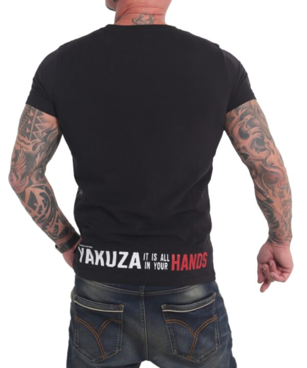 Yakuza Carnal T-Shirt TSB-17036 black