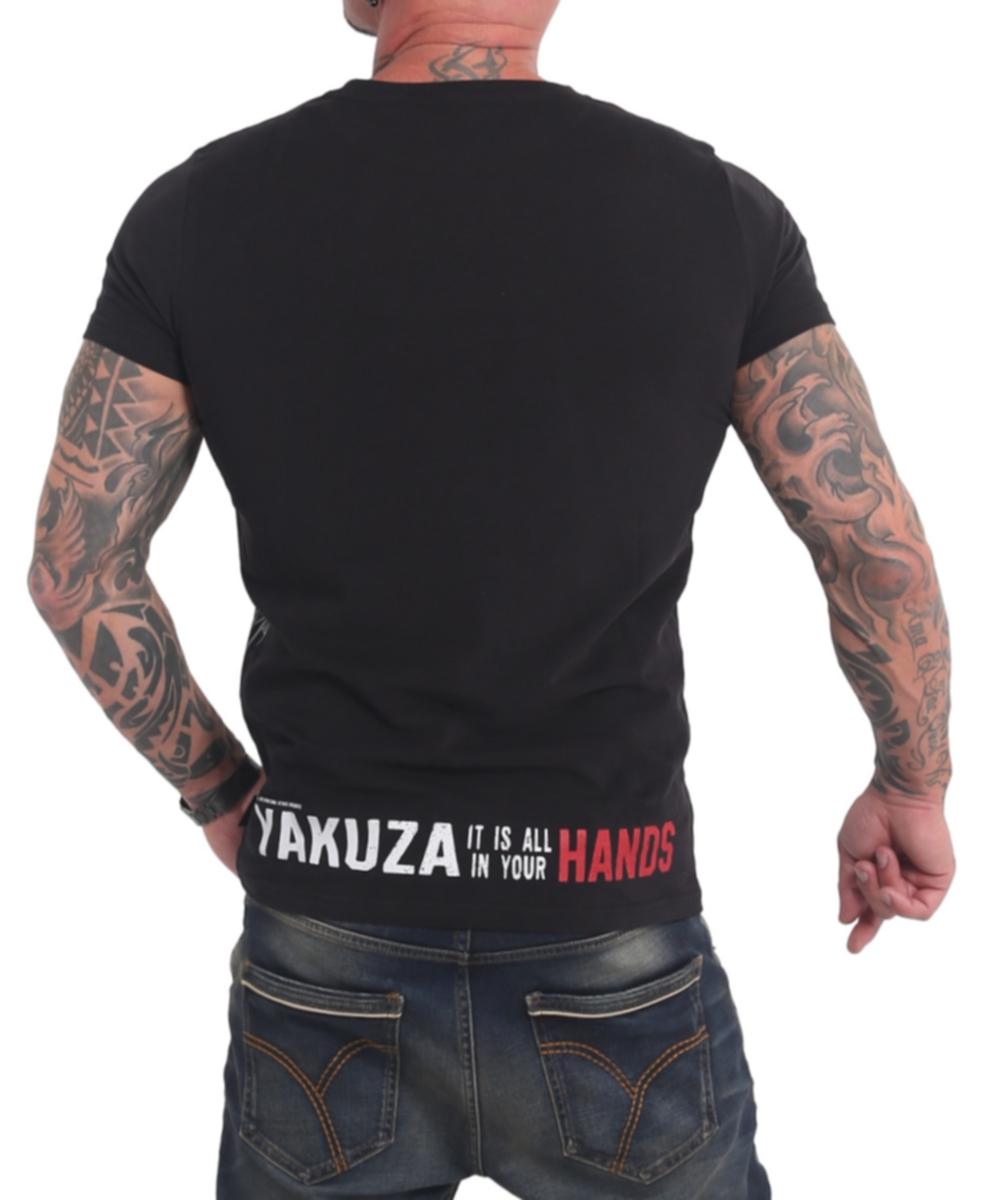 Yakuza Carnal T-Shirt TSB-17036 black