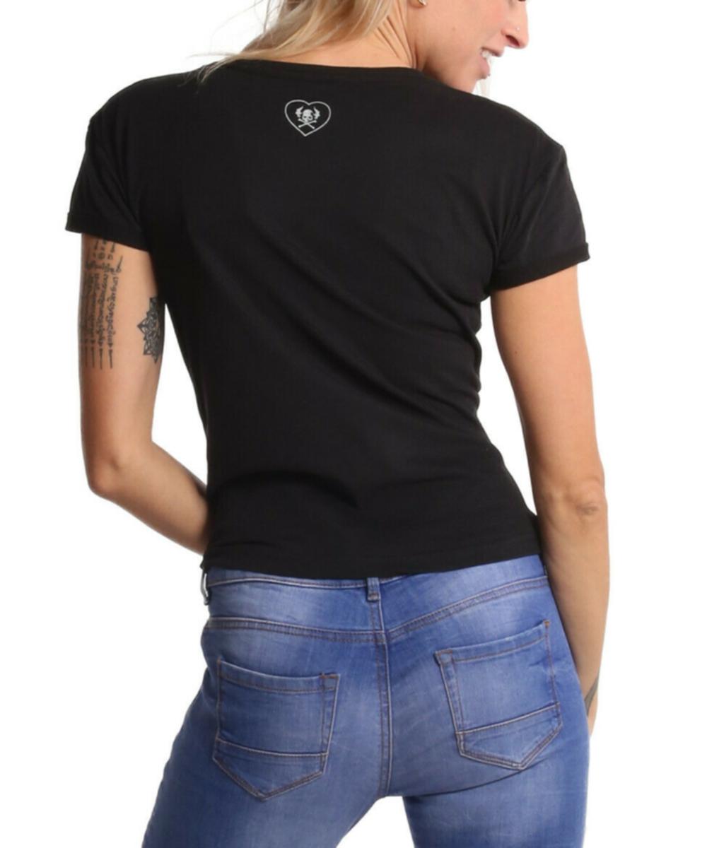 Yakuza No Way Out T-Shirt GSB-17138 black