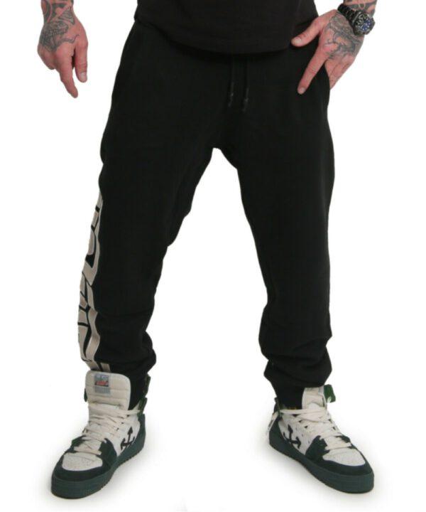 Yakuza SF App Jogginghose JOB-17047 black