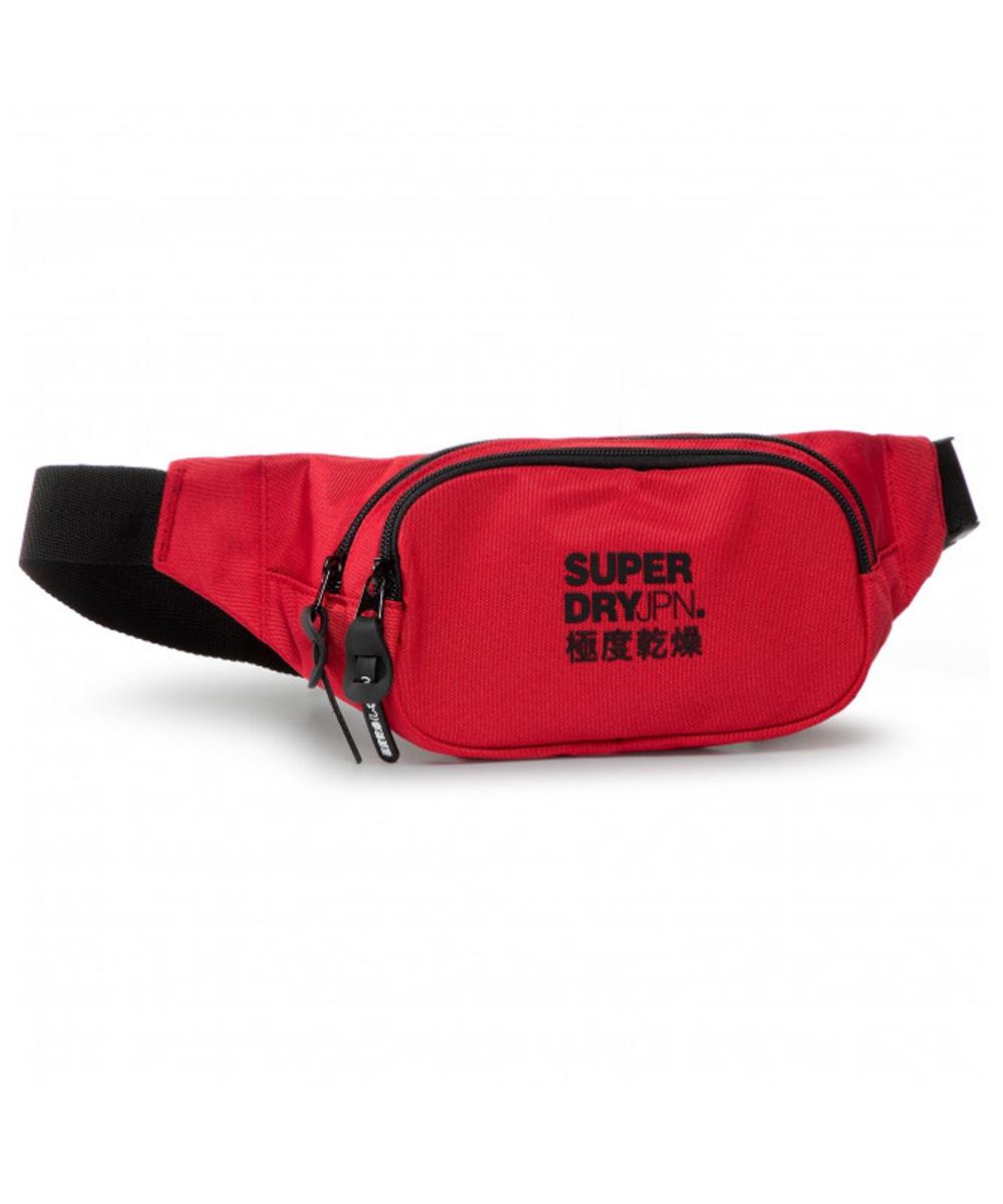 Superdry Gürteltaschen M9110042A rot