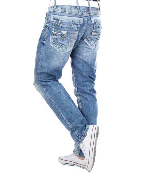 Cipo & Baxx Herren Jeans CD-597