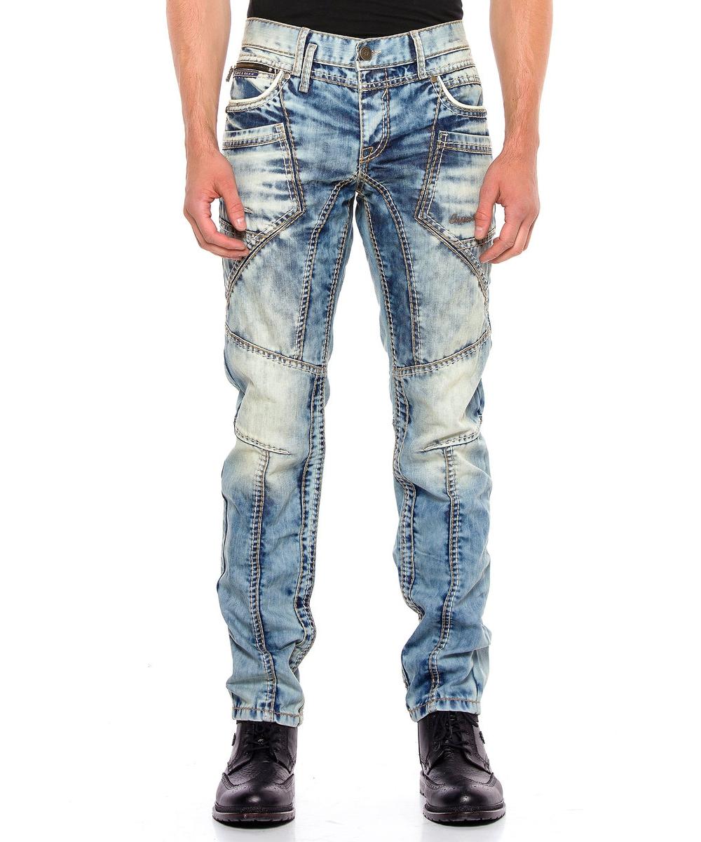 Cipo & Baxx Herren Jeans CD-535