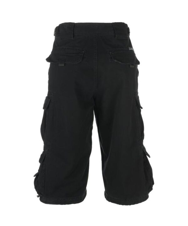Jet Lag Cargo Shorts 007 black