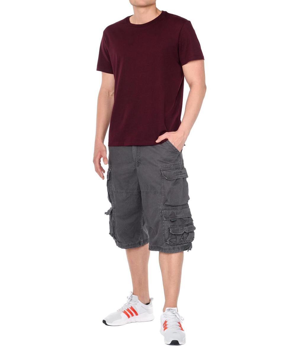 Jet Lag Cargo Shorts 007 urban chic