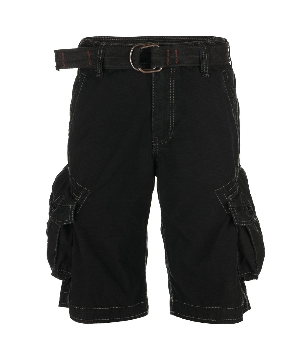 Jet Lag Cargo Shorts Take off 3 black
