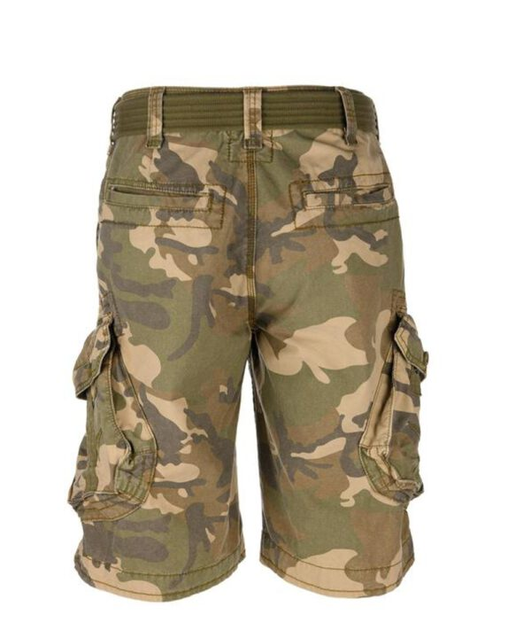 Jet Lag Cargo Shorts Take off 3 camouflage