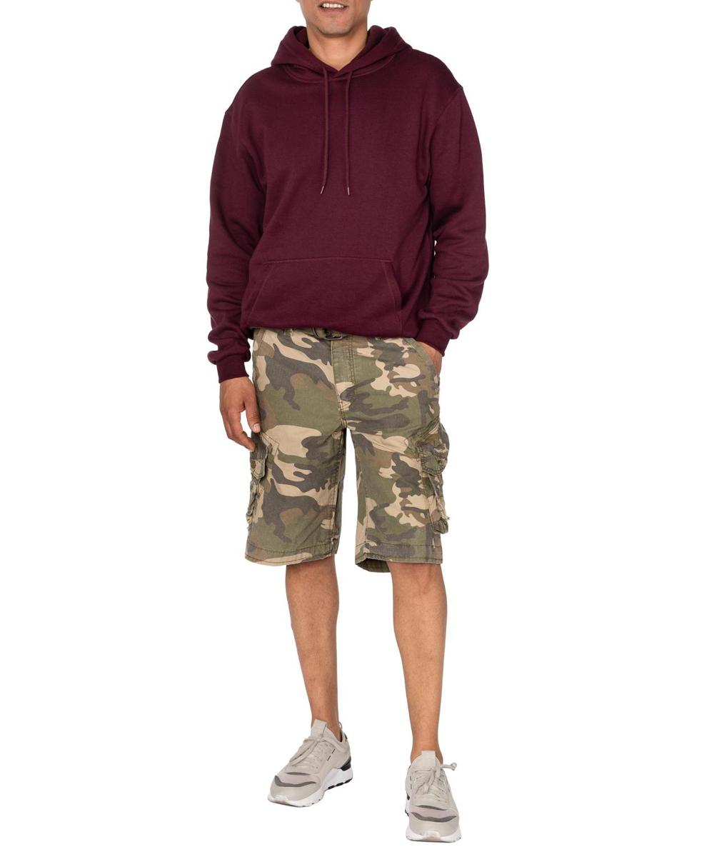 Jet Lag Cargo Shorts Take off 3 camouflage