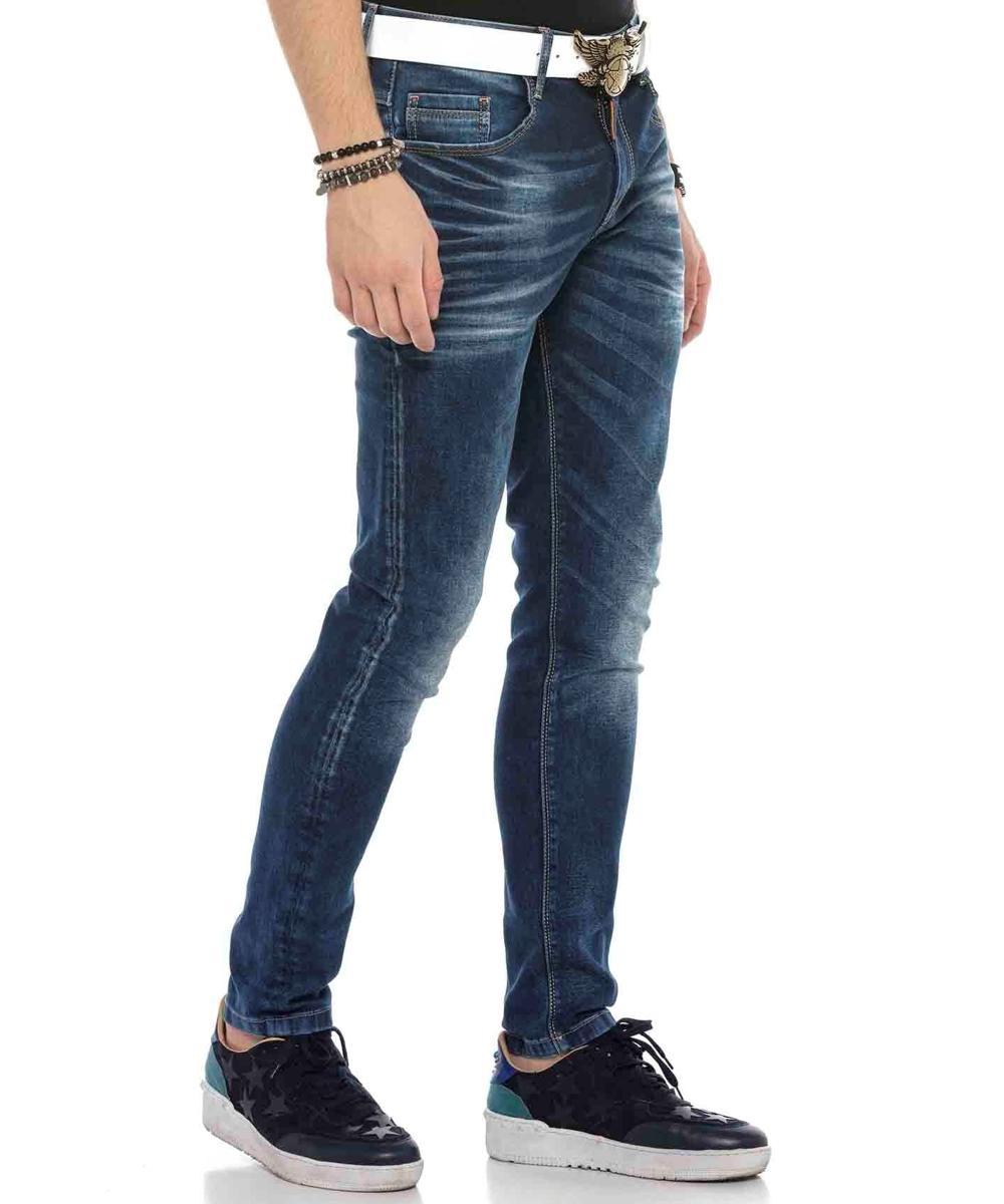 Cipo & Baxx Herren Jeans CD-603