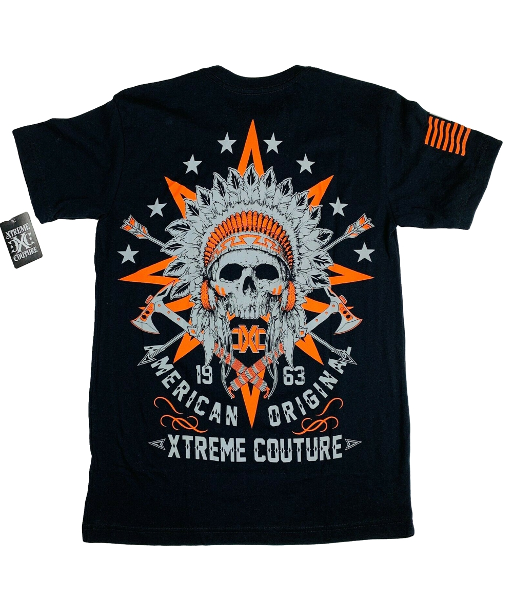 Xtreme Couture T-Shirt Tribal Cycles