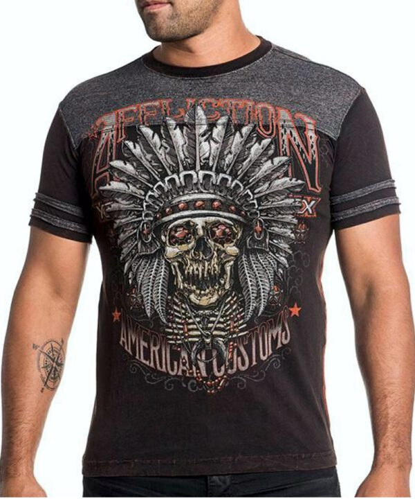 Affliction Mind Eye T-Shirt A-14890