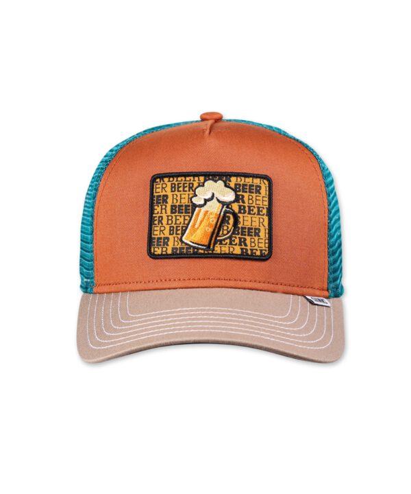 Djinns Trucker Cap HFT Food Beer