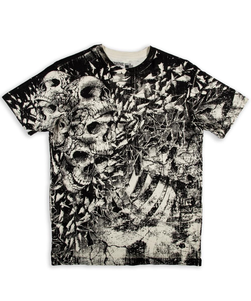 Xtreme Couture T-Shirt Frantic black