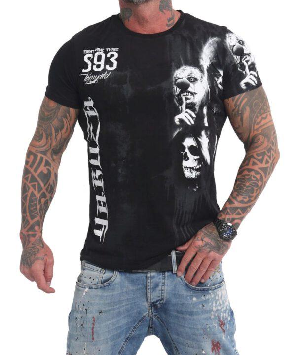 Yakuza T-Shirt tsb-10020 black