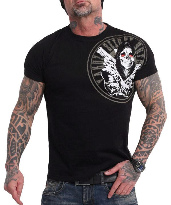 Yakuza Trouble T-Shirt TSB-18075 black