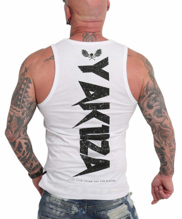 YAKUZA ALLERGIC Tanktop
