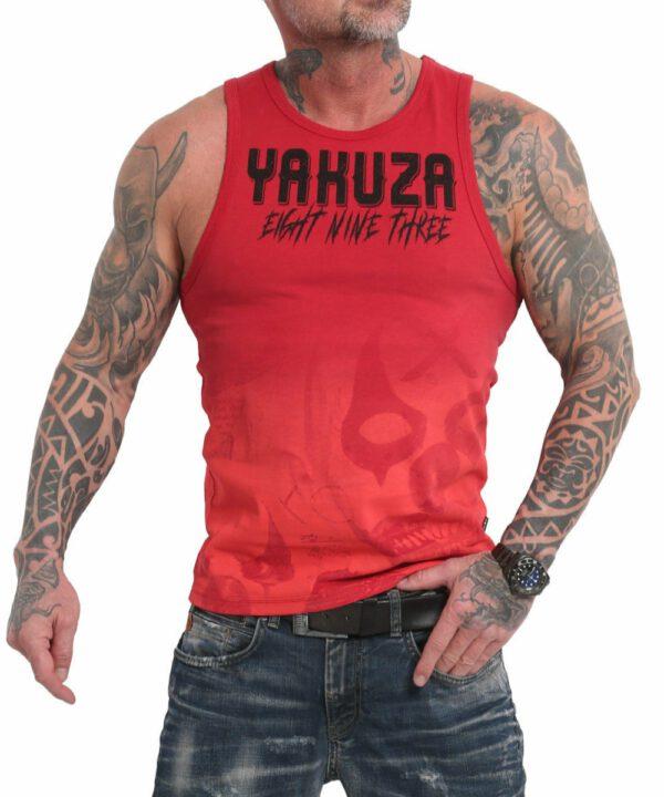 Yakuza Psycho Clown Tanktop UHB-18060 chilli pepper
