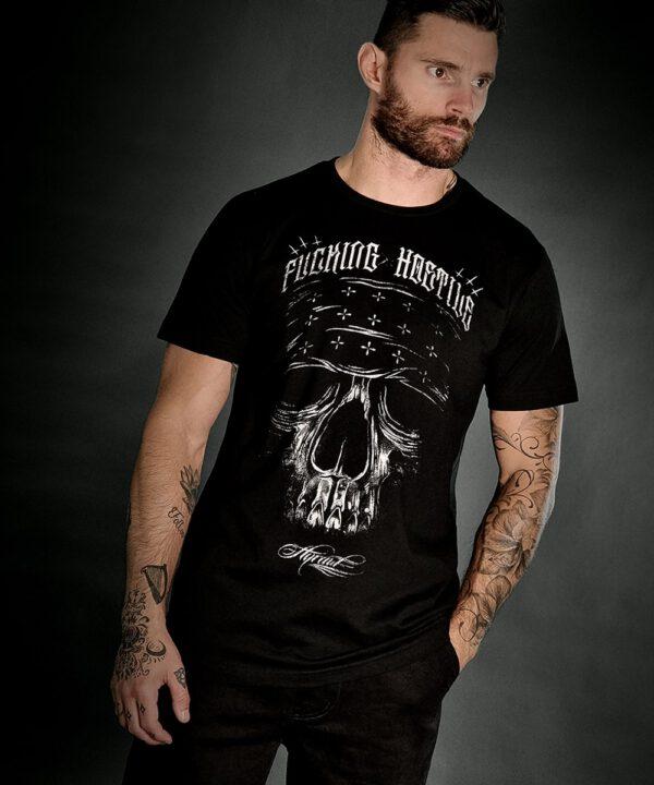 """Hyraw Herren T-Shirt """"CHICANOS"""""""