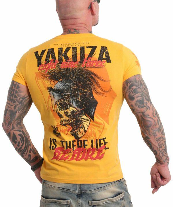 Yakuza Life Before T-Shirt TSB-18039 gold fusion