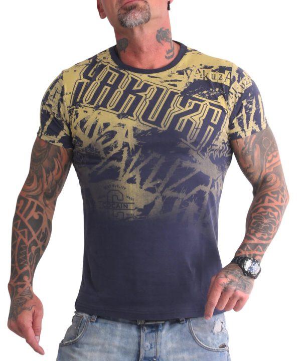 Yakuza Life Allover T-Shirt TSB-19038 parsian night