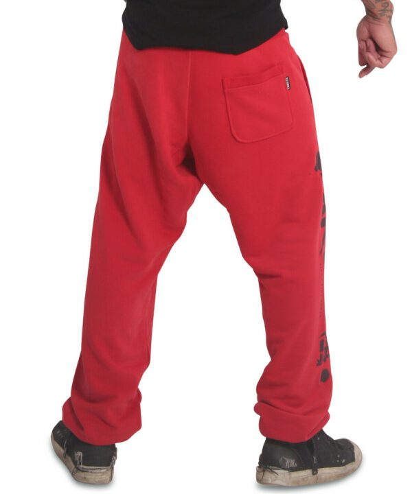 Yakuza Trouble Loose Jogginghose JOB-18018 ribbon red