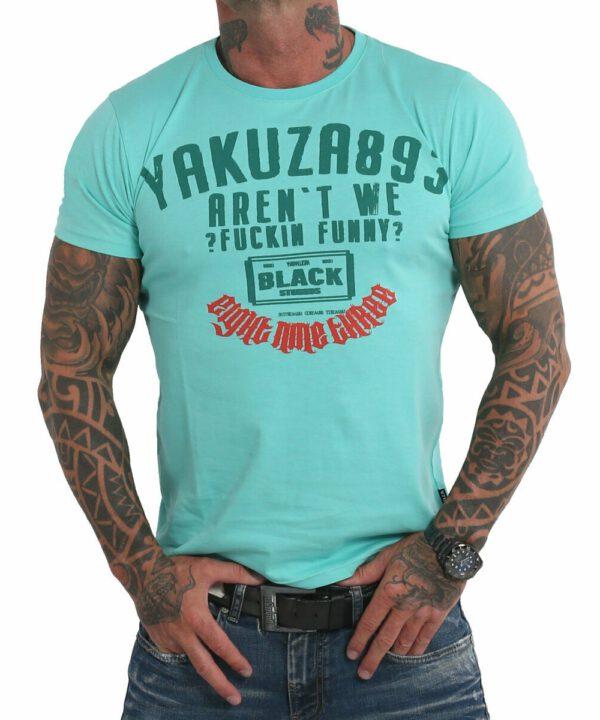 Yakuza Funny Clown T-Shirt TSB-19032 to