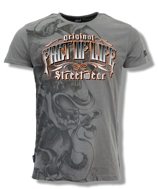 Fact of Life relaxed break TS-49 frost grey